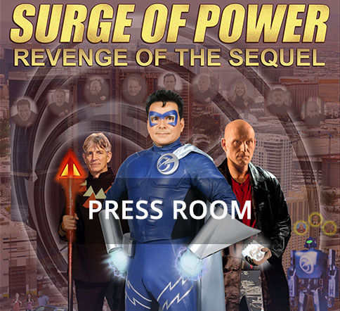 Surge of Power - Revenge of the Sequel Press Room